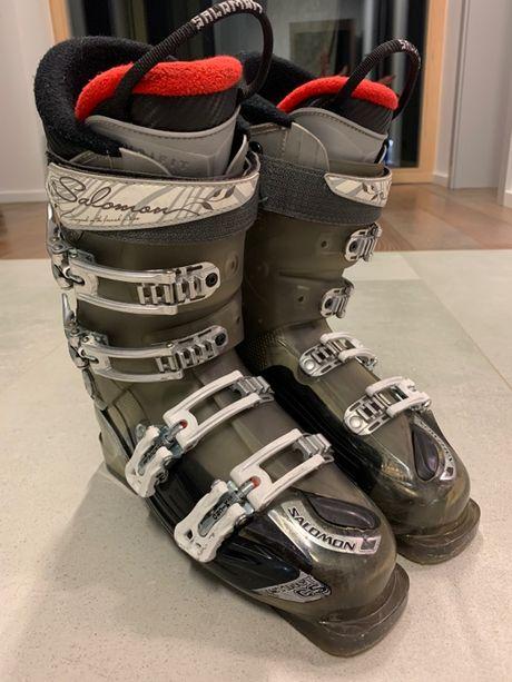 profesjonalne damskie buty narciarskie SALOMON INSTINCT CS rozmiar 26