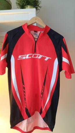 Koszulka na rower Scott XL kolarska
