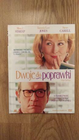 DVD Dwoje do poprawki