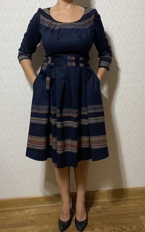 Платье с орнаментом РАСПРОДАЖА!!!