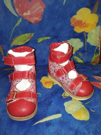 Туфли, берцы ортопедическая обувь woopy, lapsi, Allure, cezara