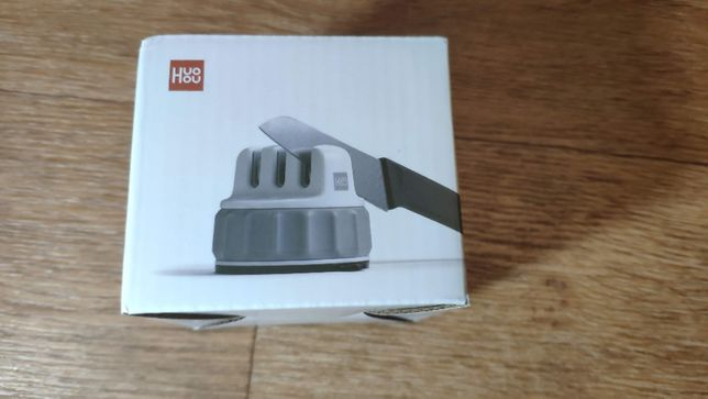 Тройная точилка для ножей Xiaomi Huo Hou 3 этапа HU0066