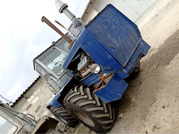 Трактор Т-150 (после капитального ремонта) + новая резина