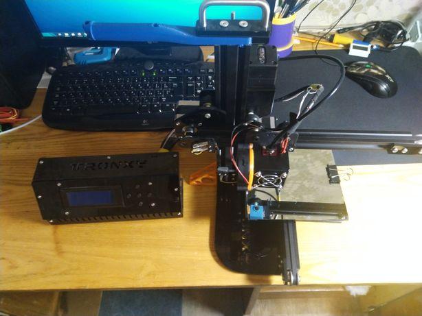 3d принтер Tronxy x1