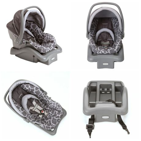 Детское автомобильное кресло (корзина, переноска) Cosco от 0+ (США)