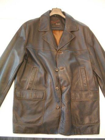 Skóra skórzana kurtka męska Rogue Leather By Reilly Olmes