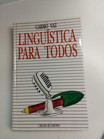 Livro linguística para todos