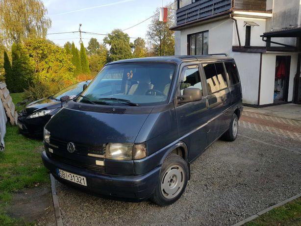 VW T4 Multivan 2.4 D Zadbany bez wkładu finansowego. Polecam