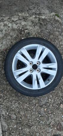 Felga aluminiowa Peugeot
