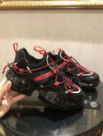 Buty Jimmy Choo 36-40 damskie trampki sneakersy tenisowki