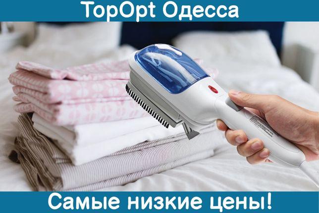 Ручной отпариватель для одежды Tobi Steam Brush паровой утюг щетка