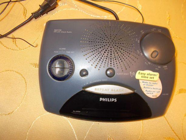Radio budzik Philips    AJ 3190 clock radio