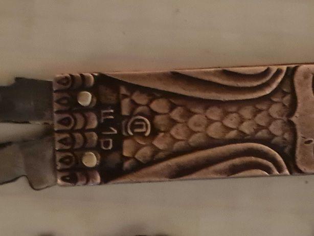 Ножик перочинный сова СССР.