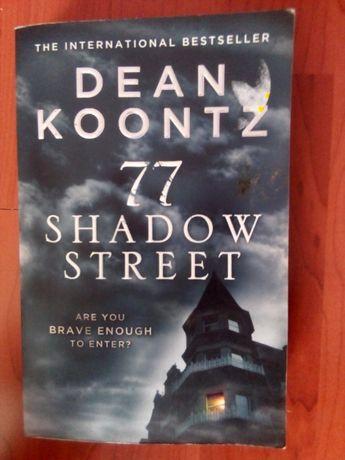 Książki książka po angielsku Dom Śmierci 77 Shadow Street