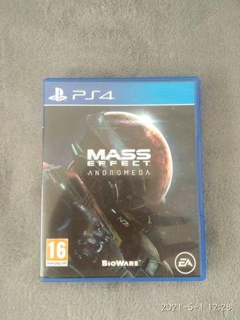 Mass Effect Andromeda ps4 i ps5