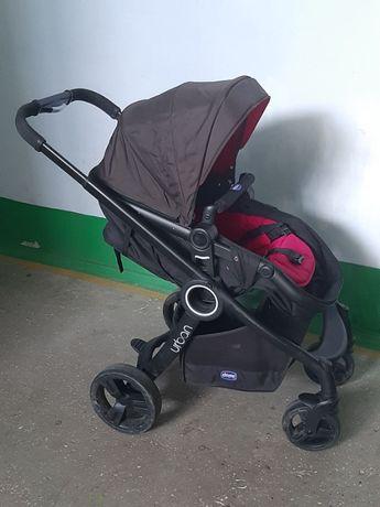 Коляска-трансформер Chicco Urban Plus Stroller 2 в 1