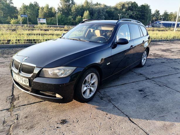 BMW 320 E91 2.0D 163km