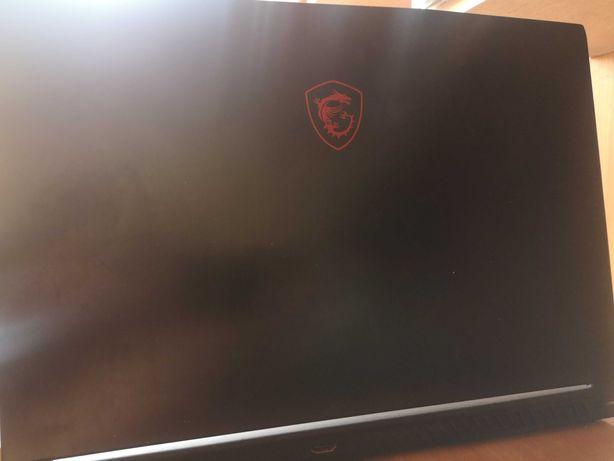 Laptop MSI I5-9300H/2,4-4,1GHz/GTX 1650