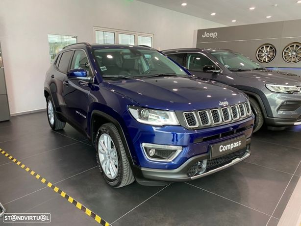 Jeep Compass 1.3 T Limited DCT