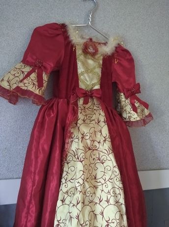 Платье принцессы Дисней длина 76 см