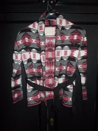 narzutka 140, sweter 140