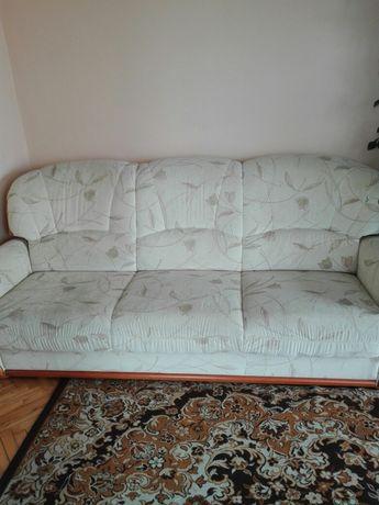 Zestaw wypoczynkowy 1 2 3 kanapa fotel