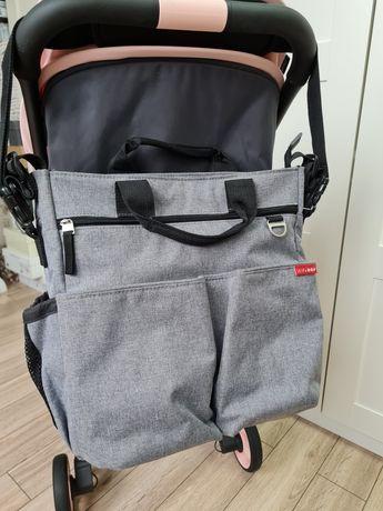 Torba do wózka SKIP HOP z matą+ gratis wysyłka