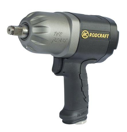 """Maquina impacto Rodcraft 1/2"""" 1 300 Nm"""