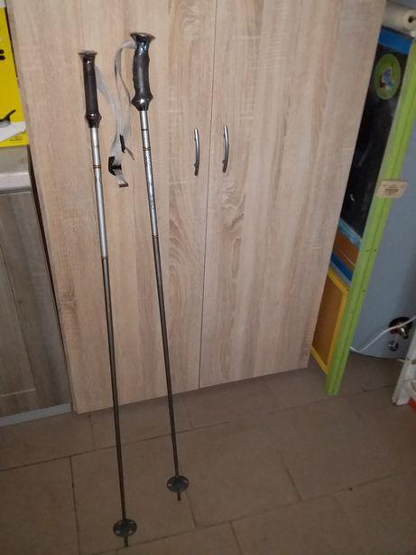 Kijki narciarskie 115 cm