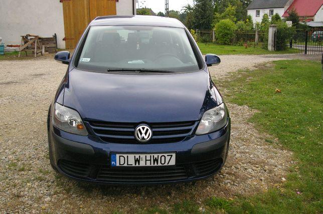 Volkswagen  Golf V plus