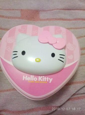 """Детская музыкальная шкатулка """"hello kitti"""""""