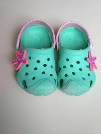 Кроксы Тапочки Обувь для девочки