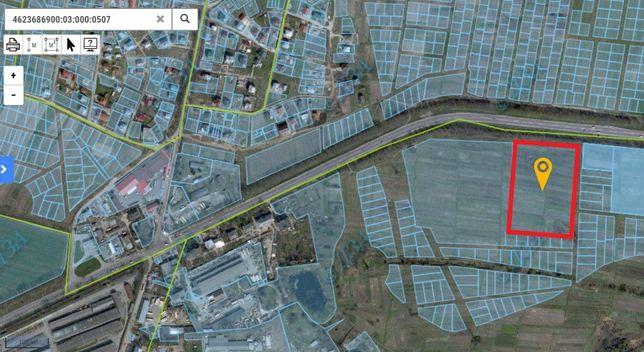 Продаж землі 3 Га м.Дубляни виїзд на Київ