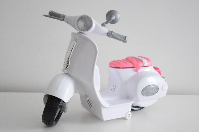 Skuter scooter Baby Born dla lalki z dźwiękami