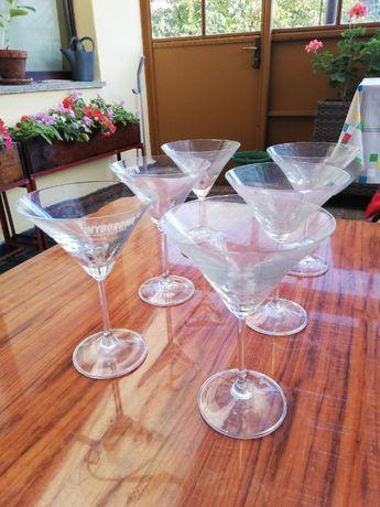 Kieliszki do martini Wyborowa 12 sztuk