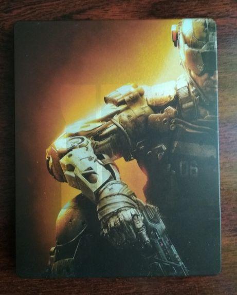 Диск Call of Duty Black Ops III