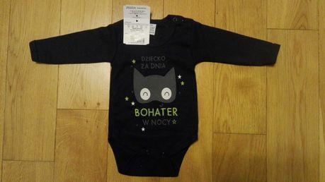 Nowe body niemowlęce r. 68