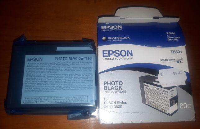 Tinteiro Epson Photo Black
