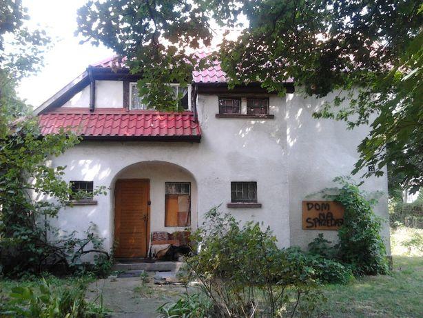 Dom na dużej działce sprzedaż lub zamiana na mieszkanie