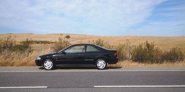 Honda Civic coupe ej1