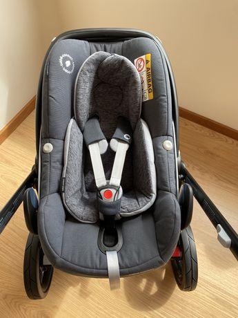 Cadeira auto Bébé Confort Pebble Pro i-Size