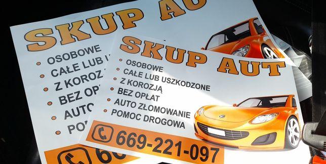 Skup  Aut auto złomowanie  stan nieistotny odbiór natychmiastowy