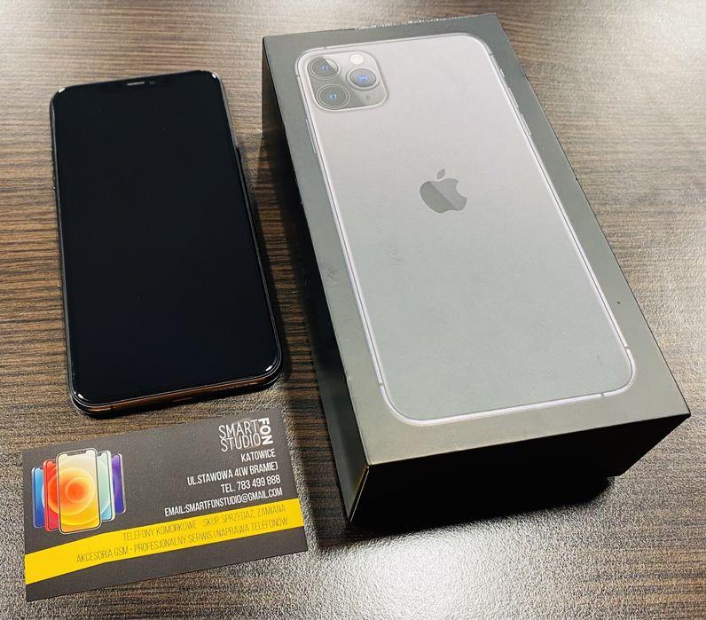 Apple iPhone 11 Pro Max 64gb koloru : Space-Gray/Gwarancja/Sklep Katowice - image 1
