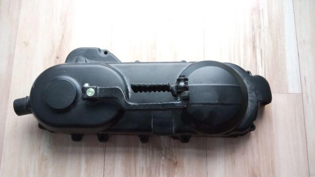 Obudowa Pokrywa paska przekładni skuter GY6 4T 4suw 43cm Router junak