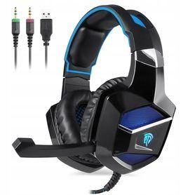 Słuchawki Gamingowe EasySMX Mikrofon 3,5mm