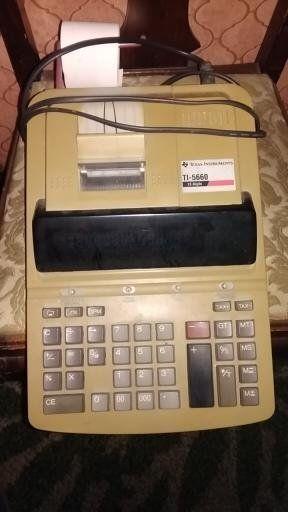 Calculadora Texas Instruments Viseu - imagem 1