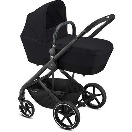 Вналичии Детская коляска 2 in 1 CYBEX Balios S 0-5 месROSE/Black/Haki