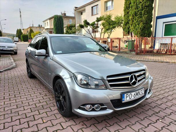 Mercedes-Benz W204 LIFT,2,2CDI Navigacja , Zadbany !