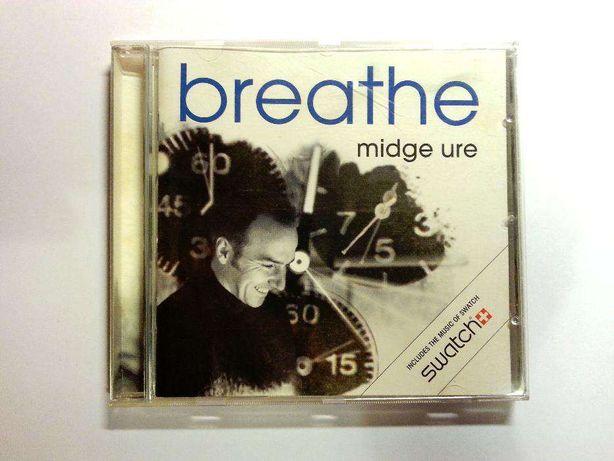 CD Midge Ure - Breathe