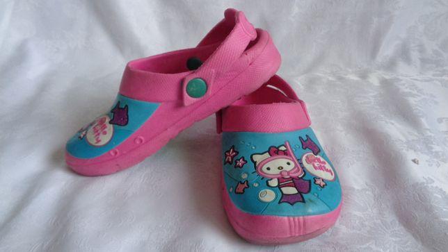 GEORGE Klapki- Hello Kitty- r.11